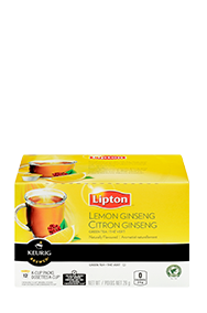 Lipton Indulge Rich Black Tea K-Cup Packs