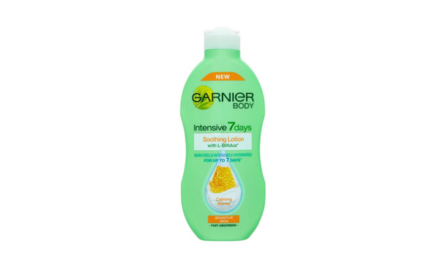 Garnier 7 Day Intensive Soothing Lotion: Honey