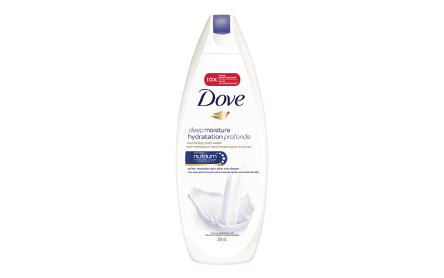 Dove Deep Moisture Nourishing Body Wash with NutriumMoisture