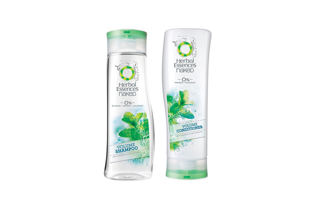 Herbal Essence Naked Shampoo & Conditioner