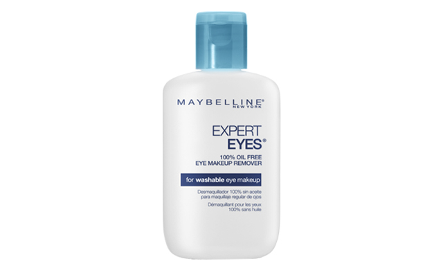 Maybelline 100% Oil Free Eye Makeup Remover